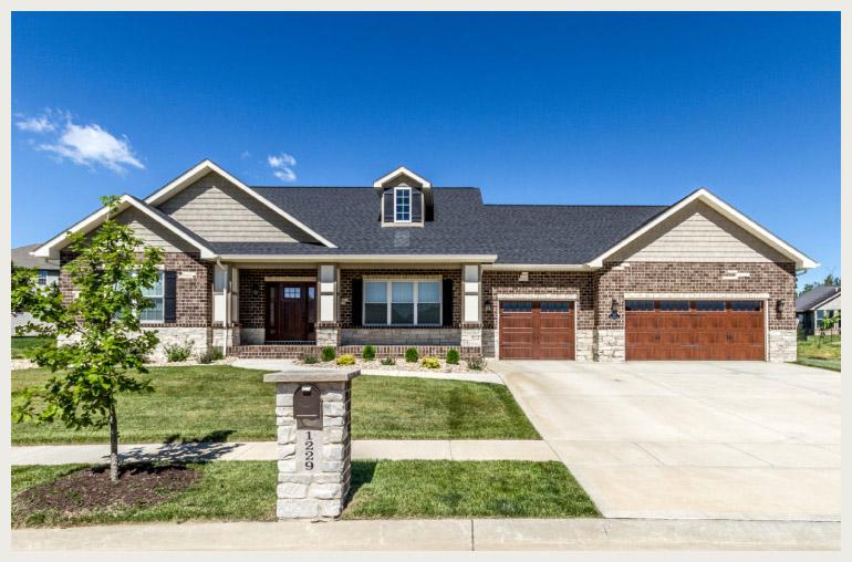 Aspen New Home Model