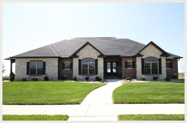 Breckenridge New Home Model