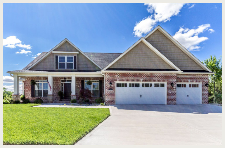 Timberline New Home Model